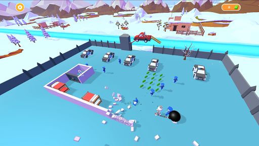 Prison Wreck - Free Escape and Destruction Game android2mod screenshots 7