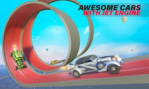 Jet Car Stunts Racing Car Game 3.6 screenshots 5