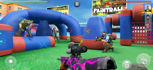 Paintball Shooting Games 3D 2.5 screenshots 9