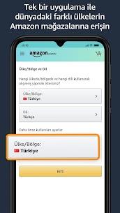 Amazon Mobil alışveriş uygulaması 5