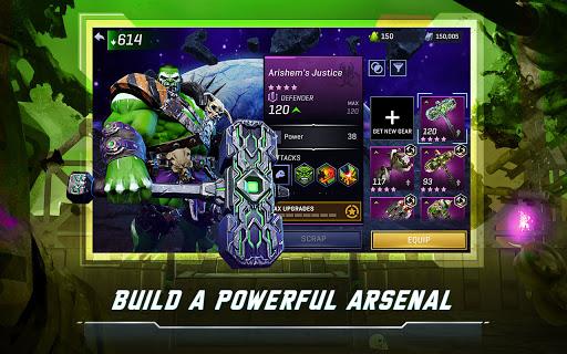 MARVEL Realm of Champions  screenshots 3