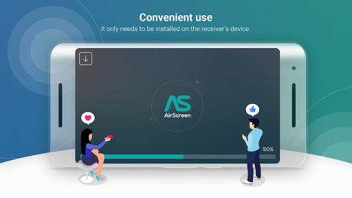 AirScreen - AirPlay & Cast & Miracast & DLNA apktram screenshots 5
