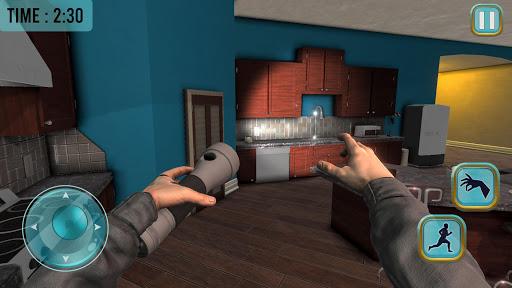 virtual heist thief robbery house simulator games screenshot 2