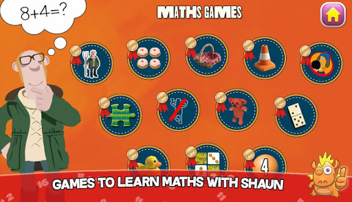 Shaun learning games for kids 10.6 screenshots 2
