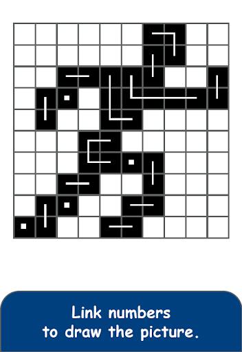 FCross Link-A-Pix puzzles 252 screenshots 8