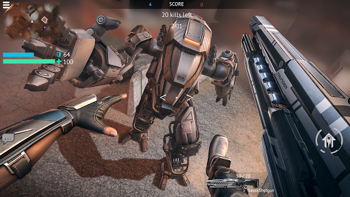 Infinity Ops: Online FPS Cyberpunk Shooter goodtube screenshots 16