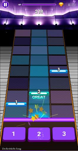 Beat Extreme: Rhythm Tap Music Game 4.5 screenshots 1