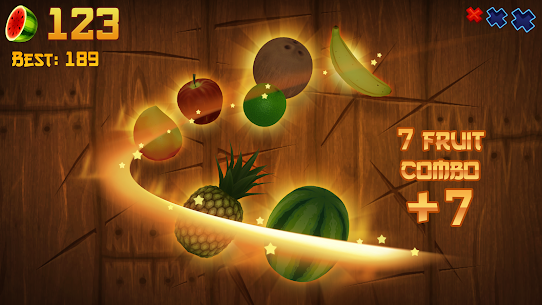 Download Fruit Ninja Mod Apk [Unlimited Money/Free Shopping] 4