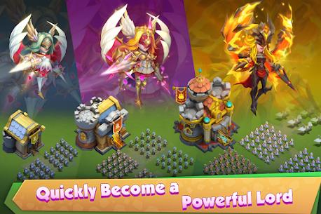 Castle Clash APK MOD 1.9.5 (Unlimited Money/Resources) 6