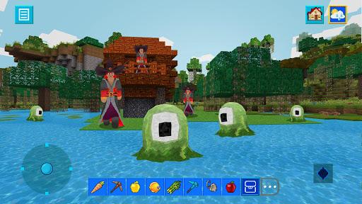 Terra Craft: Build Your Dream Block World 1.6.5 screenshots 21