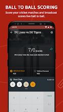 Cricket Scoring App | Live Score - CricHeroes screenshot thumbnail