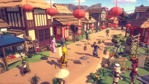 Sprite Ninja : NINJA HATTORI screenshots 8