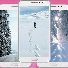 Snow Wallpaper Apk - Nature Backgrounds Wallpaper Download on Windows