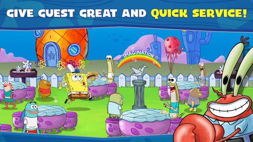 SpongeBob Krusty Cook-Off  screenshots 1