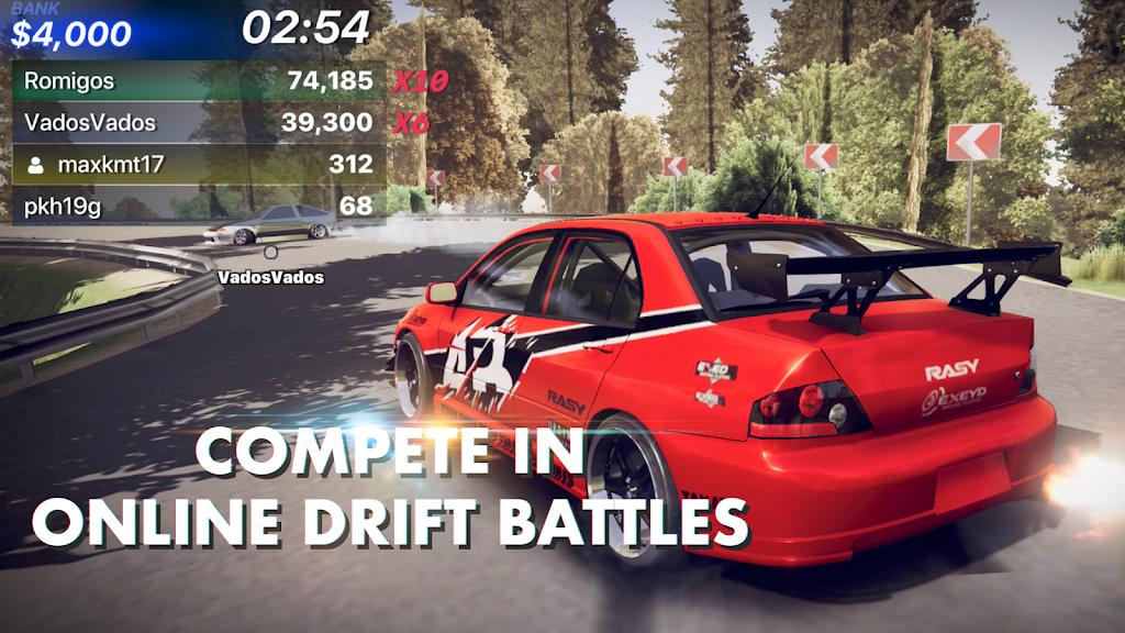 Hashiriya Drifter Online Drift Racing Multiplayer MOD poster 6