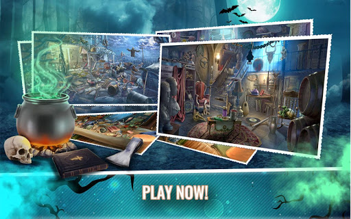 Haunted House Secrets Hidden Objects Mystery Game  Screenshots 14