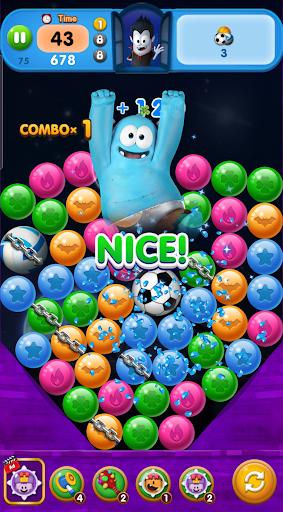 Spookiz Blast : Pop & Blast Puzzle screenshots 1