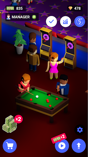 Nightclub Empire - Idle Disco Tycoon  screenshots 19