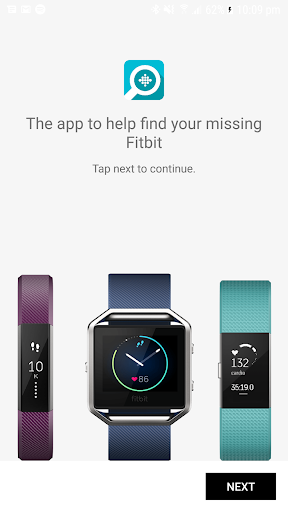 Finder for Fitbit - find your lost Fitbit 1.2.6 Screenshots 1