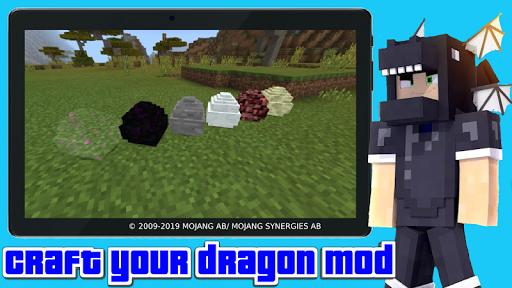Craft your dragon mod  screenshots 2