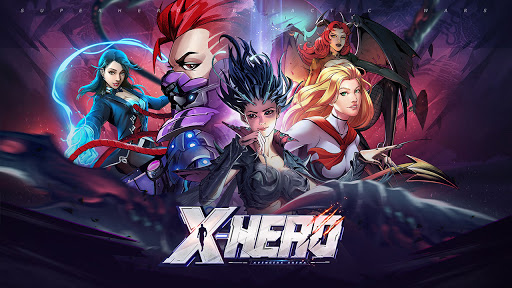 X-HERO: Idle Avengers apktram screenshots 1