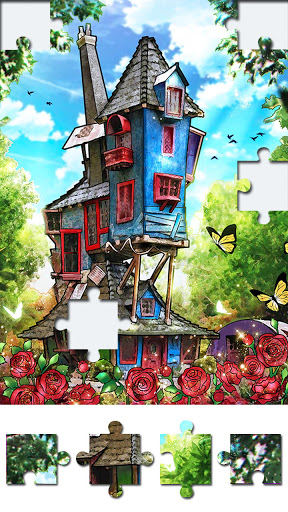 Jigsaw Art: Free Jigsaw Puzzles Games for Fun modavailable screenshots 12