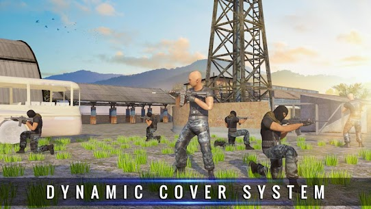 Anti Terrorist Counter Attack Mission Hack Online (Android iOS) 5