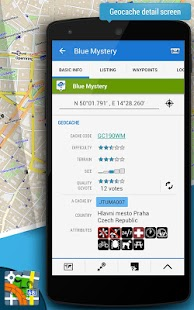 Locus Map Pro - Outdoor GPS navigation and maps Screenshot