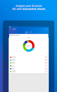 Mobills Budget Planner and Track your Finances Screenshot