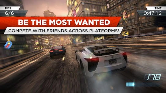 NFS Most Wanted Apk For Android 3