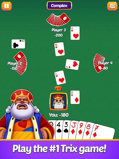 Trix Sheikh El Koba: No 1 Playing Card Game  screenshots 17