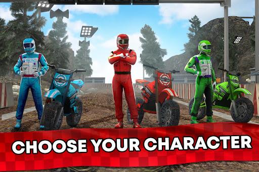 Free Motor Bike Racing - Fast Offroad Driving Game 2.11.12 screenshots 1