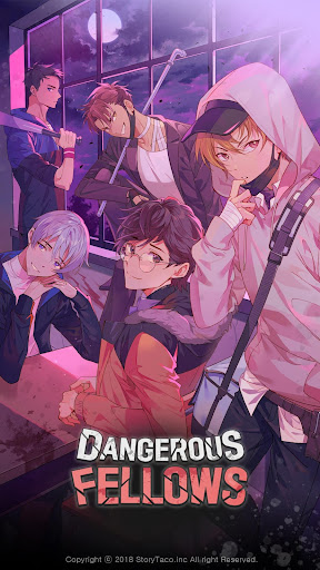 Dangerous Fellows:your Thriller Otome game 1.15.2 screenshots 1