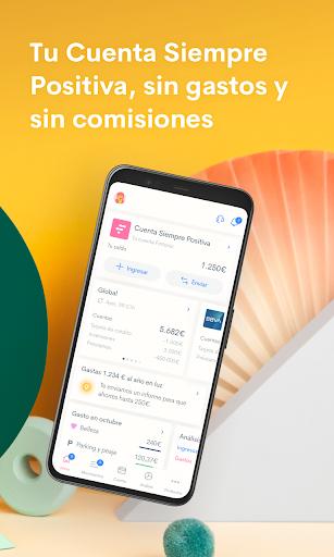 Fintonic | Cuenta Online y Finanzas Personales apktram screenshots 2