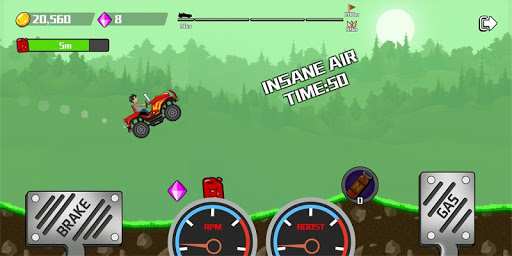 Hill Car Race - New Hill Climb Game 2020 For Free 1.7 screenshots 3