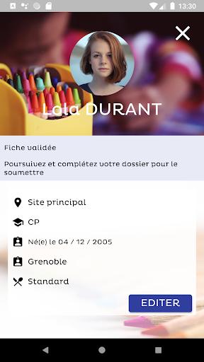 eTicket Famille 2.2.5 Screenshots 4