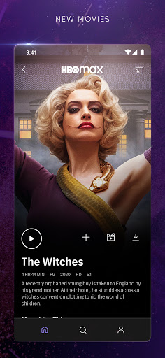HBO Max: Stream and Watch TV, Movies, and More screenshots 3