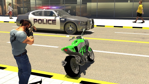 Real Gangster Hero: Action Adventure Games 2021 modavailable screenshots 1