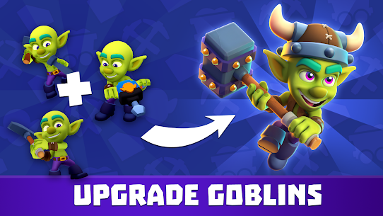 Gold and Goblins: Idle Merger & Mining Simulator Mod Apk 1.8.0 (Money Increases) 2