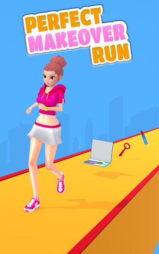 Perfect Makeover Run Challenge screenshots 8
