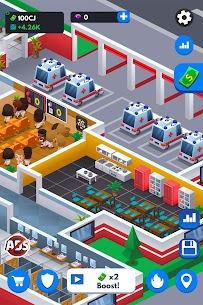 Idle Firefighter Tycoon APK , Fire Emergency Manager APK Download 7