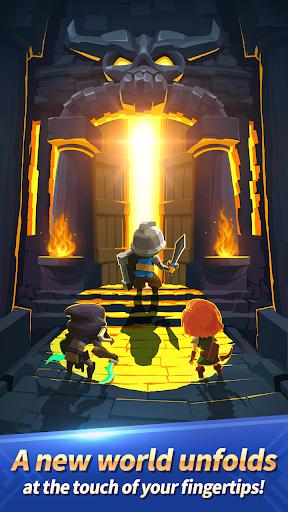 Dungeon Tactics : AFK Heroes 1.4.0 screenshots 6