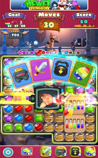 Jewel Dungeon - Match 3 Puzzle 1.0.99 screenshots 18