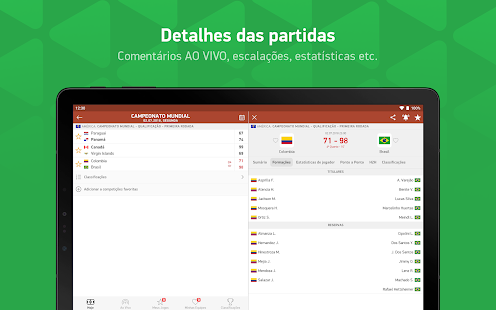 FlashScore Brasil 3.13.1 Screenshots 9