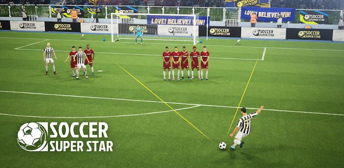 Soccer Super Star- Fußball