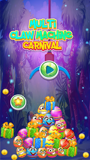 Multi Claw Machine Carnival: Surprise Toy Eggs screenshots 3