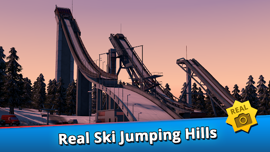 Ski Jumping 2021 0.9.81a Screenshots 4
