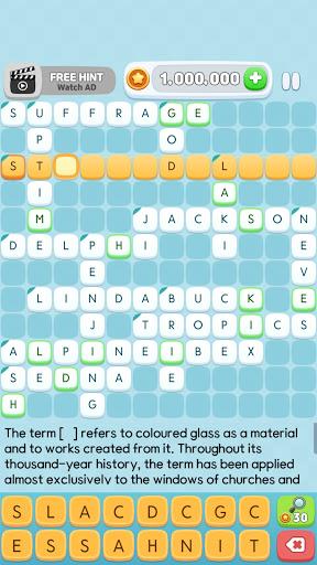 Crossword Quiz  screenshots 6