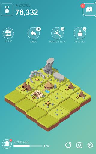 Age of 2048u2122: Civilization City Merge Games  screenshots 6