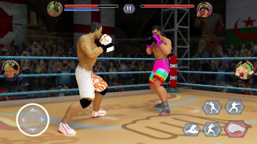 Tag Team Boxing Game: Kickboxing Fighting Games 3.2 screenshots 3